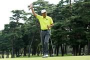 2019年 日本シニアオープンゴルフ選手権競技 2日目 水巻善典