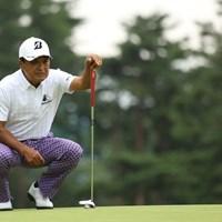 PGA会長は上位で最終日へ 2019年 日本シニアオープンゴルフ選手権競技 3日目 倉本昌弘