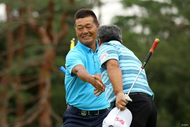 63歳の伊藤正己は「67」をマークした
