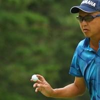 谷口徹は首位のまま最終日を迎える 2019年 日本シニアオープンゴルフ選手権競技 3日目 谷口徹