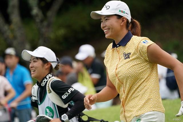 ツアー記録を更新した ※「日本女子プロ選手権大会コニカミノルタ杯」