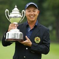谷口徹が完全優勝でシニアメジャーを獲得した 2019年 日本シニアオープンゴルフ選手権競技  最終日 谷口徹