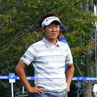 賞金ランク2位に付ける浅地洋佑 2019年 パナソニックオープンゴルフチャンピオンシップ 事前 浅地洋佑