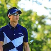 どうもしっくりこない…石川遼はアイアンでのティショットに苦しんだ 2019年 パナソニックオープンゴルフチャンピオンシップ 初日 石川遼