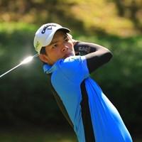 シャフトがキラリと 2019年 パナソニックオープンゴルフチャンピオンシップ 初日 パチャラ・コンワットマイ