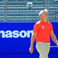 あぁ入らなかった 2019年 パナソニックオープンゴルフチャンピオンシップ 初日 ショーン・ノリス