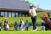 2019年 パナソニックオープンゴルフチャンピオンシップ 初日 片山晋呉