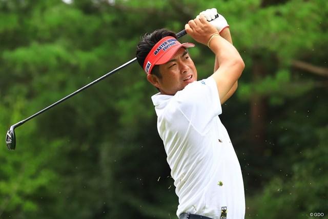 左肩の痛みにも負けず…池田勇太は6位に浮上した