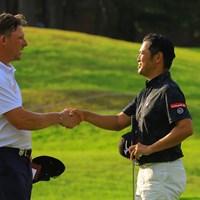 S・ノリス 2019年 パナソニックオープンゴルフチャンピオンシップ 2日目 武藤俊憲