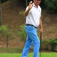 17Holeで5センチのニアピン。もちろんバーディ 2019年 パナソニックオープンゴルフチャンピオンシップ 2日目 スコット・ヘンド