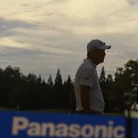 今日もお疲れ様でした 2019年 パナソニックオープンゴルフチャンピオンシップ 3日目 練習場