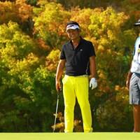 可愛い笑顔 2019年 パナソニックオープンゴルフチャンピオンシップ 3日目 池田勇太