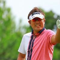 あっち向いてホイ! 2019年 パナソニックオープンゴルフチャンピオンシップ 3日目 秋吉翔太