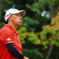 一度二度サンドゥ 2019年 パナソニックオープンゴルフチャンピオンシップ 3日目 アジーテシュ・サンドゥ