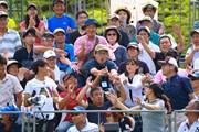 2019年 パナソニックオープンゴルフチャンピオンシップ 3日目 17番ホール