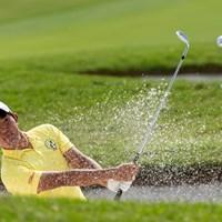 金谷拓実はプレーオフで惜敗。大会連覇を逃した(※大会提供) 2019年 アジアパシフィックアマチュアゴルフ選手権 最終日 金谷拓実