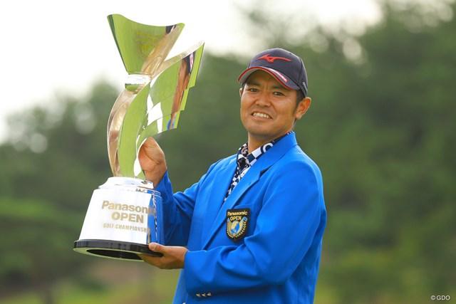 独走で4季ぶりの優勝を飾った武藤俊憲