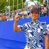 やったね!ガッツ! 2019年 パナソニックオープンゴルフチャンピオンシップ 最終日 武藤俊憲