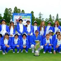 キャディさんもありがとうございました! 2019年 パナソニックオープンゴルフチャンピオンシップ 最終日 武藤俊憲