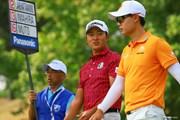 2019年 パナソニックオープンゴルフチャンピオンシップ 最終日 今平周吾 ジャズ・ジェーンワタナノンド