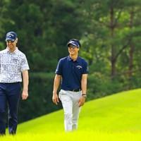 石川遼 2019年 パナソニックオープンゴルフチャンピオンシップ 最終日 ブレンダン・ジョーンズ