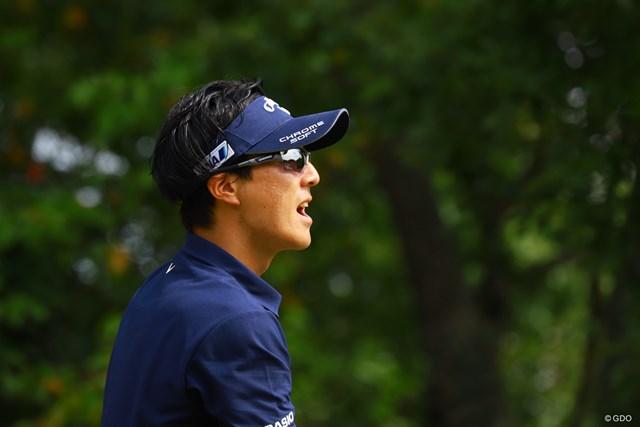 石川遼が2年9カ月ぶりトップ100に