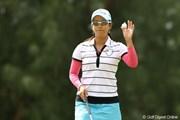 2010年 ダイキンオーキッドレディスゴルフトーナメント初日 宮里藍