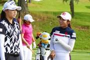 2019年 日本女子オープンゴルフ選手権 事前 イ・ボミ