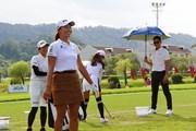 2019年 日本女子オープンゴルフ選手権 事前 渋野日向子