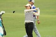2010年 ダイキンオーキッドレディスゴルフトーナメント初日 上原彩子