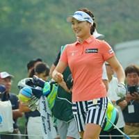 元世界ランク1位がメジャー制覇後の重圧を語った 2019年 日本女子オープンゴルフ選手権 事前 ユ・ソヨン