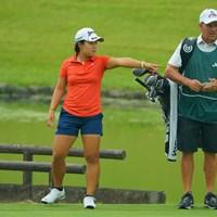 畑岡奈紗は2年前に打ち耐えたメジャー最多アンダーパー記録更新に臨む 2019年 日本女子オープンゴルフ選手権 事前 畑岡奈紗