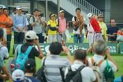 2019年 日本女子オープンゴルフ選手権 事前 菊地絵理香
