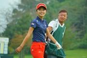 2019年 日本女子オープンゴルフ選手権 事前 安田祐香
