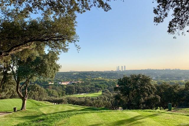 2019年 スペインオープン 事前 クラブ・デ・カンポ・ヴィラ・デ・マドリード 都市部からは車で15分程度でゴルフコースが