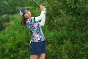 2019年 日本女子オープンゴルフ選手権 初日 大里桃子