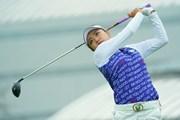 2019年 日本女子オープンゴルフ選手権 初日 篠原まりあ