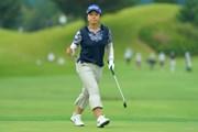 2019年 日本女子オープンゴルフ選手権 初日 下川めぐみ
