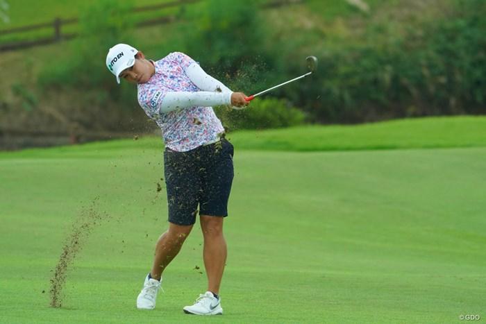 地の利を生かしたい。 2019年 日本女子オープンゴルフ選手権 初日 濱田茉優