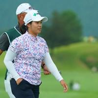 私が一番ココを知ってるはず。 2019年 日本女子オープンゴルフ選手権 初日 濱田茉優