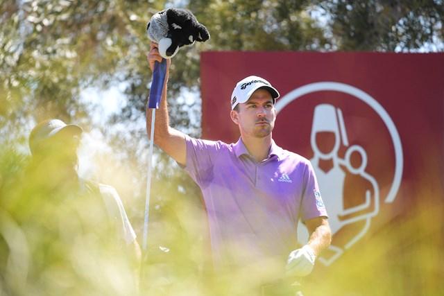 首位で発進したニック・テイラー(Stan Badz/PGA TOUR via Getty Images)