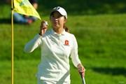 2019年 日本女子オープンゴルフ選手権 2日目 大里桃子