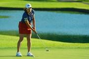 2019年 日本女子オープンゴルフ選手権 2日目 渋野日向子