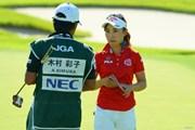 2019年 日本女子オープンゴルフ選手権 2日目 木村彩子