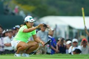 2019年 日本女子オープンゴルフ選手権  2日目 畑岡奈紗