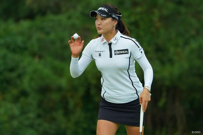 2年連続優勝も現実味を帯びてきたね。 2019年 日本女子オープンゴルフ選手権 2日目 ユ・ソヨン