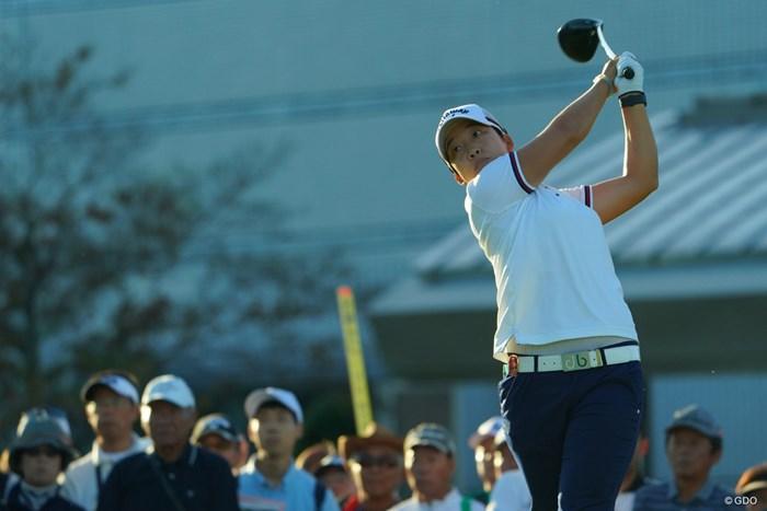 首位を堅守。完全優勝へ 2019年 日本女子オープンゴルフ選手権 2日目 ペ・ヒギョン
