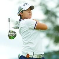 クラブが飛んでいっちゃっても単独首位! 2019年 日本女子オープンゴルフ選手権 2日目 ペ・ヒギョン