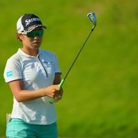 狙いはメジャー優勝に定めました 2019年 日本女子オープンゴルフ選手権 3日目 岡山絵里