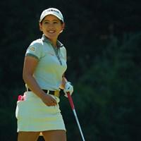 ちょっとミスショットぐらいが、女子プロはかわいい表情になるって思っちゃう。 2019年 日本女子オープンゴルフ選手権 3日目 永井花奈